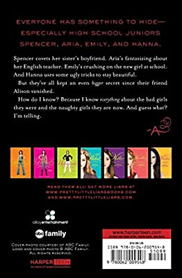Pretty Little Liars. TV Tie-In: Amazon.es: Shepard, Sara: Libros en idiomas extranjeros