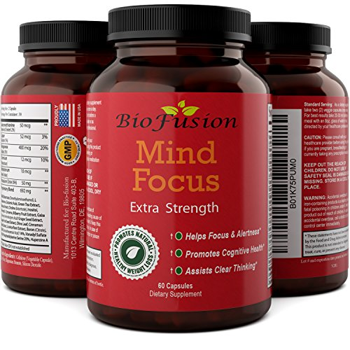 Improve Boosting Supplement Concentration Enhancing product image