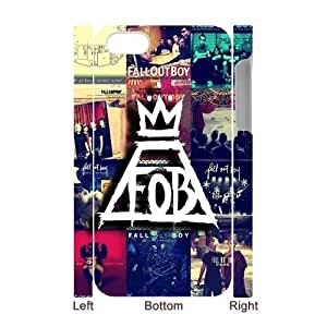 Fall out boy CUSTOM 3D Case Cover for iPhone 4,4S LMc-11303 at LaiMc hjbrhga1544