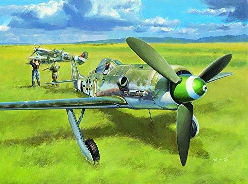 Hobby Boss FW190D-13 Focke-Wulf Building Kit (1/48 Scale) ()