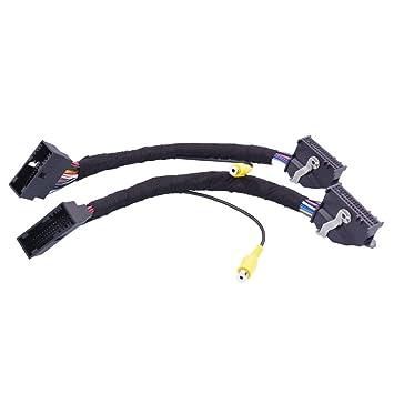 ZIZON 54 Pin Apim Stecker Sync 1 Ford Kamera-Eingangskabel Kabel mit ...