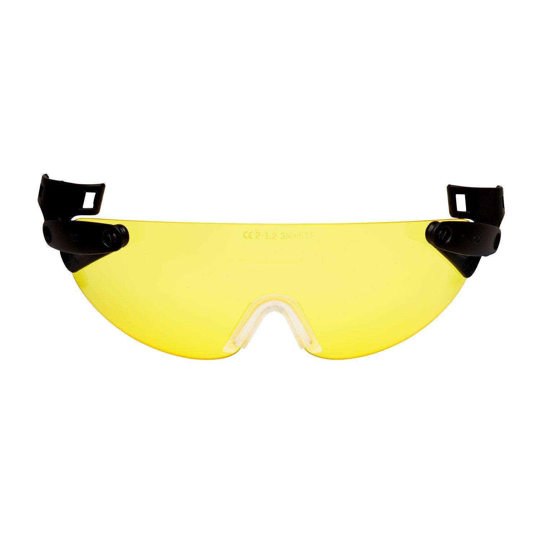 3M V6C Protector Ocular Integrado, Amarillo