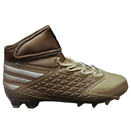 adidas Mens Special Freak High Football Cleats Branch/Sesame/Cargo MzmB2