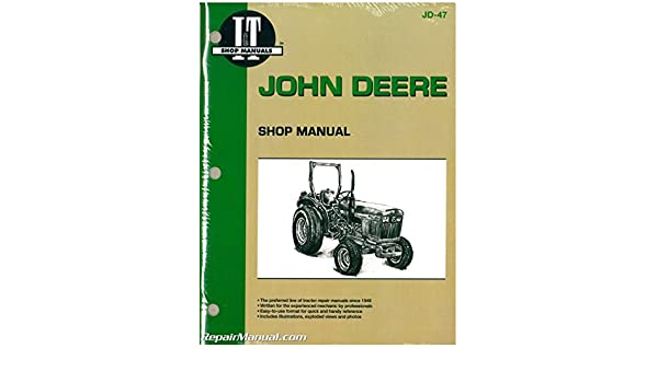 Jd 47 john deere 850 950 1050 farm tractor workshop manual jd 47 john deere 850 950 1050 farm tractor workshop manual manufacturer amazon books fandeluxe Image collections