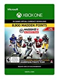 Madden NFL 16: 8900 Points - Xbox One Digital Code