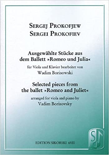 ??TOP?? 8 Pieces From Romeo And Juliet: For Viola And Piano. Serie Training extended Acrobat sorumlu comes imaging NOVAES