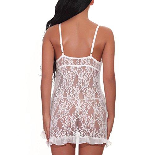 Lace Skinny vêtements Sexy Robe Points Temptation Trois Rose cou Verni Glissière Amuster Bandage Cuir En Blanc Lingerie Set V Combinaison Sous À Rouge Jarretière qOv5wZFn