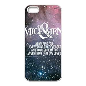 mice and men Phone Case for iPhone 5S Case