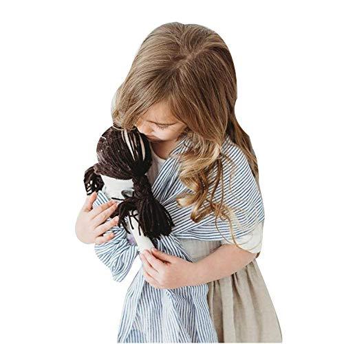 Ring Sling,FTXJ Toddler Baby Doll Carrier Doll Ring Sling Children's Floral Toy Ring Sling