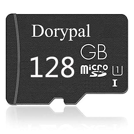 Dorypal Tarjeta Micro SD 128GB Tarjeta de Memoria Memory Card para ...