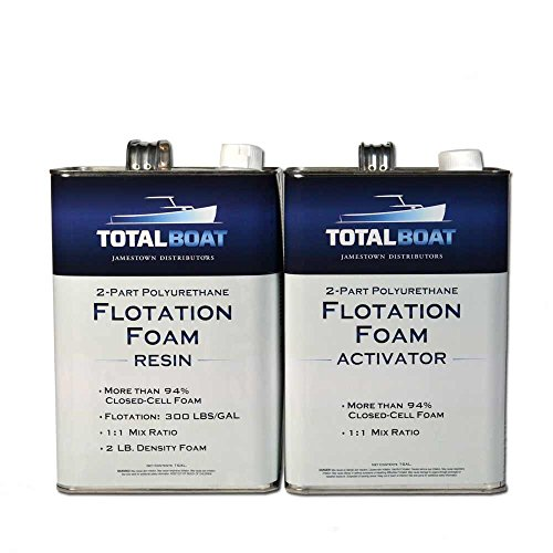 totalboat-liquid-urethane-foam-kit-2-lb-density-closed-cell-for-flotation-insulation-2-gallon-kit