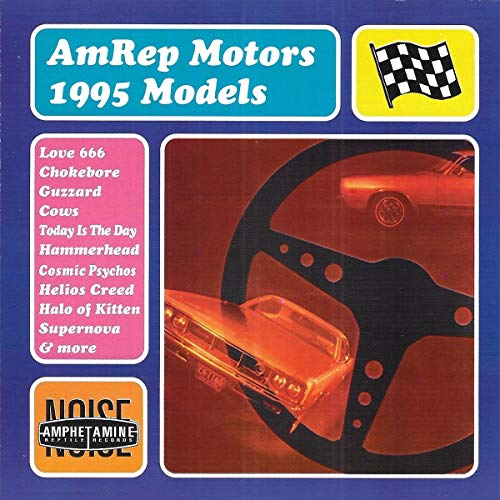 (Amrep Motors 1995 Models)