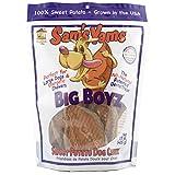 Sam'S Yams Big Boyz Sweet Potato Dog Treats, 15 Oz, 425 Grams