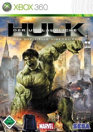 SEGA The Incredible Hulk, Xbox 360 - Juego (Xbox 360, DEU): Amazon ...