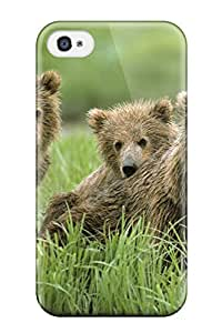 Excellent Design Care Bear Desktop Case Cover For Iphone 4/4s