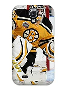 For Galaxy S4 Premium Tpu Case Cover Beautiful Tim Thomas Boston Bruins Nhl Protective Case