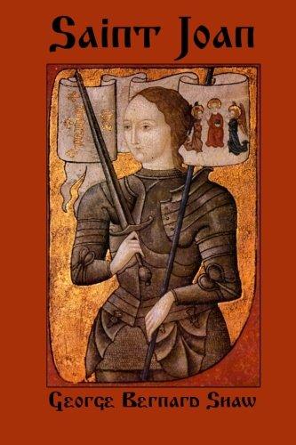 saint joan a play george bernard shaw com  saint joan a play george bernard shaw 9781557421838 com books