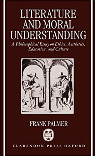 Cheapness Business Plan Amazoncom Literature And Moral Understanding A Philosophical Essay On  Ethics Aesthetics Education And Culture  Frank Palmer  Books Thesis For Compare Contrast Essay also Narrative Essay Example For High School Amazoncom Literature And Moral Understanding A Philosophical  Online Project
