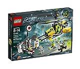 ultra chopper - LEGO Ultra Agents 70163 Toxikita's Toxic Meltdown