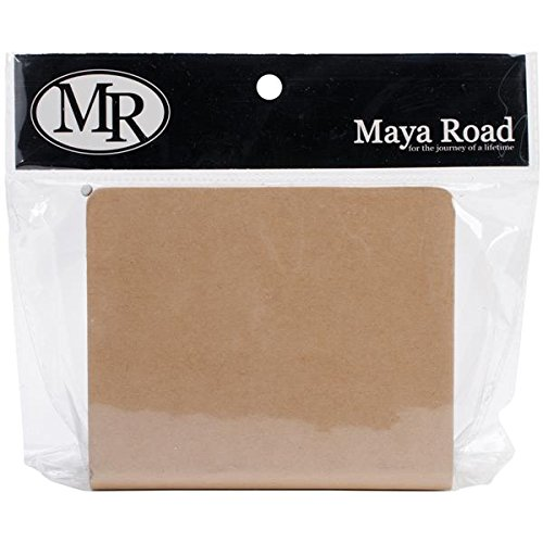 Maya Road Chipboard Binder, 4 by 5-Inch/6.3 by ()