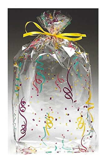 Clear Sweet Gift Bags - 7