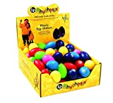 Latin Percussion LPR001BD48-I Rhythmix Plastic Egg Shakers 48-Piece, Assorted Color