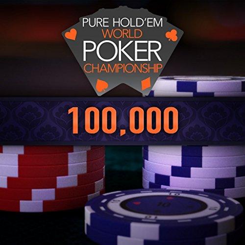 Pure Hold'em World Poker Championship - PS4 [Digital Code]