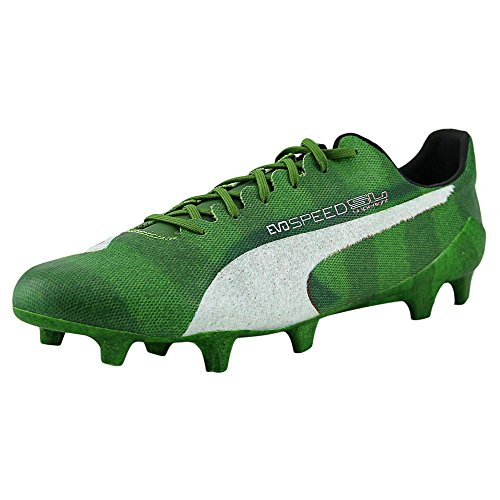 Puma evoSpeed SL Grass FG Baseball Cleats Piel Zapatos Deportivos