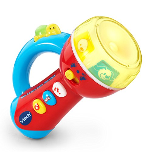 VTech Spin & Learn Color Flashlight (Frustration Free -