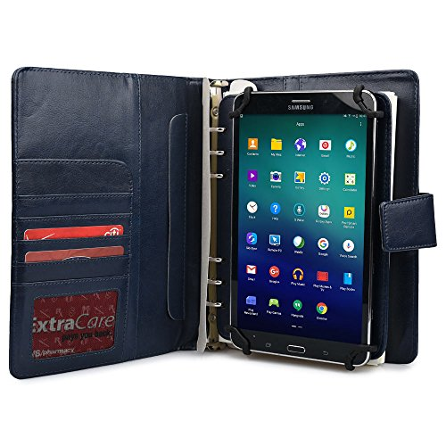 FOLDERTAB Business Portfolio Protective Notebook
