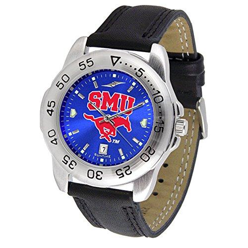 Southern Methodist Mustangs Sport AnoChrome Men's Watch ()