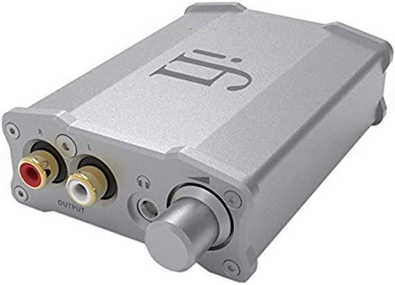 Use with Smartphones//Digital Audio Players//Tablets//Laptops Headphone Upgrade iFi Nano iDSD Black Label Portable USB DAC and Headphone Amplifier with MQA and DSD