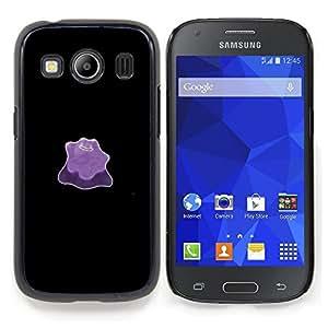 """Qstar Arte & diseño plástico duro Fundas Cover Cubre Hard Case Cover para Samsung Galaxy Ace Style LTE/ G357 (P0kemon Ditto"""")"""