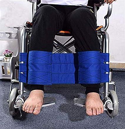 Cinturones de seguridad de silla de ruedas correas de sujeción pacientes Cares arnés cinturón silla asiento