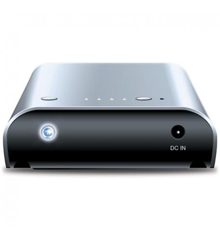 Ongo 8000Mah Batter Charger Bk/Sil by iSound