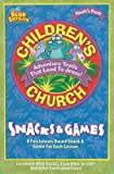 Noah's Park Children's Church Snacks and Games, , 0781438675