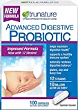 Trunature® ADVANCED Digestive Probiotic with 12 Strains & 100 Capsules Review