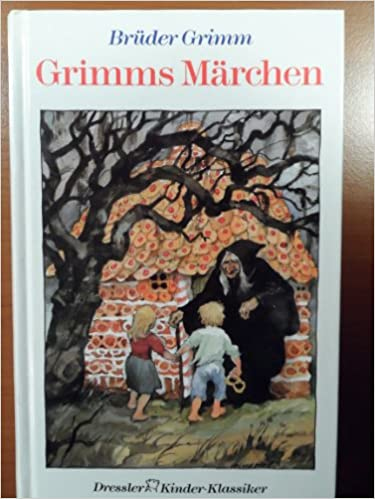 Book Grimms Marchen