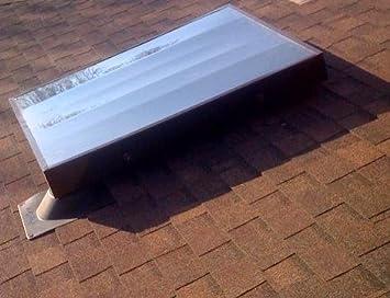 Para techo solar de calefacción 48 x 36 x 5