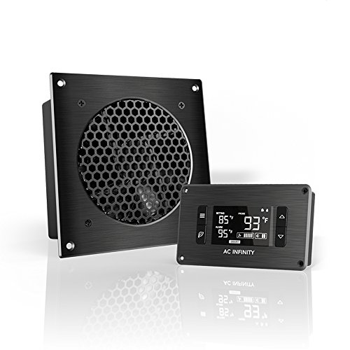 AC Infinity AIRPLATE T3, Quiet Cooling Fan System 6