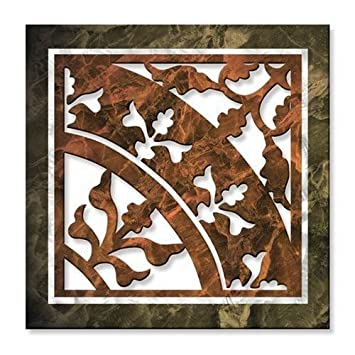Amazon.com: Ash Carl Designs Majestic Motionf Abstract metal wall ...