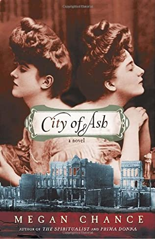 book cover of City of Ash
