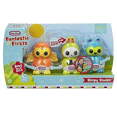 Little Tikes Sleepy Stacker: Toys & Games