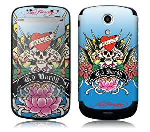 Zing Revolution MS-EDHY90215 Ed Hardy - Love Kills Blue Cell Phone Cover Skin for Samsung Epic 4G Galaxy S (SPH-D700)