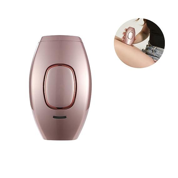 WANGXN Depilación Láser Sin Dolor Electrolisis Inicio Beauty Skin Rejuvenecimiento Depilator,White: Amazon.es: Deportes y aire libre