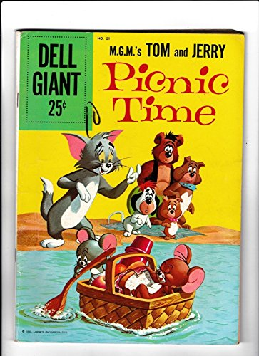 tom-amp-jerry-picnic-time-no211959-fish-story-