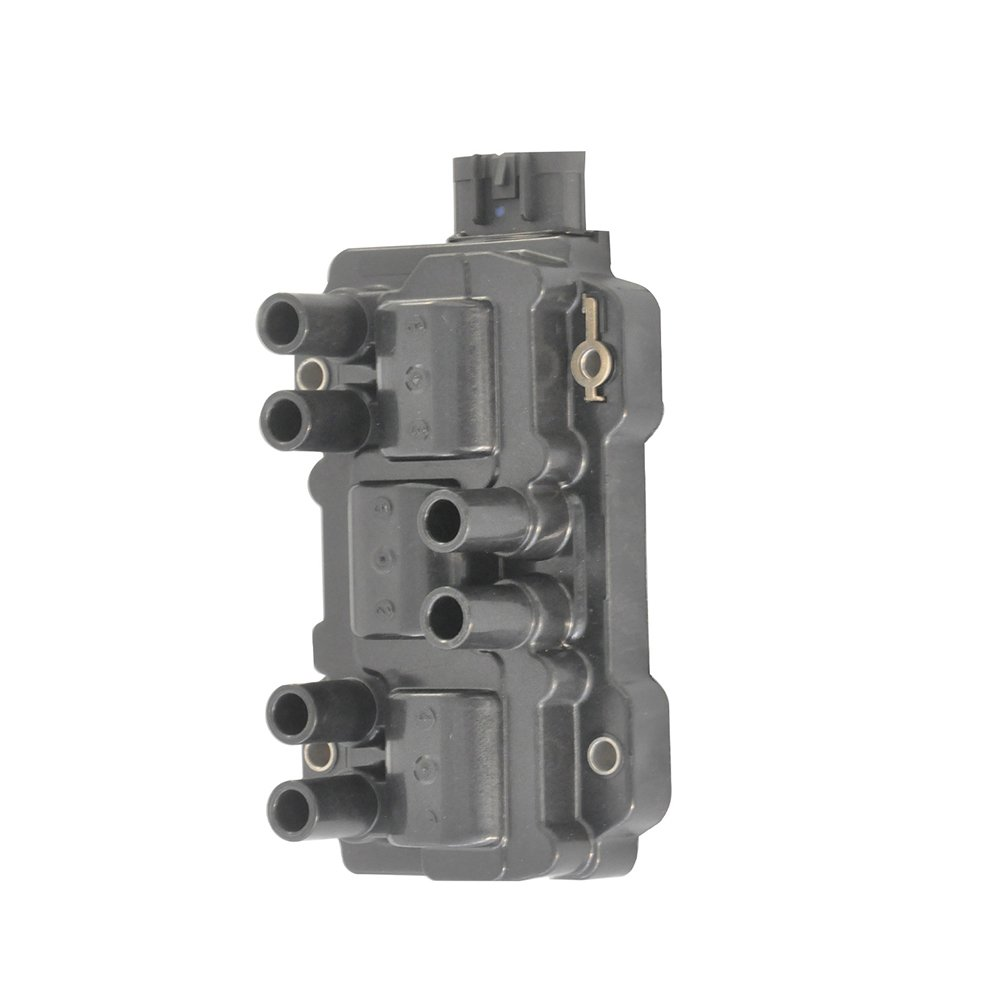 DRIVESTAR C1521 New Ignition Coil For Various Vehicles V6 3.4L 3.5L 3.9L 4.3L UF-434 C1521