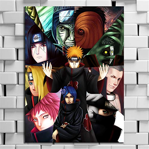 Modern Wall Art Painting Gifts Canvas Anime Naruto for sale  Delivered anywhere in Canada
