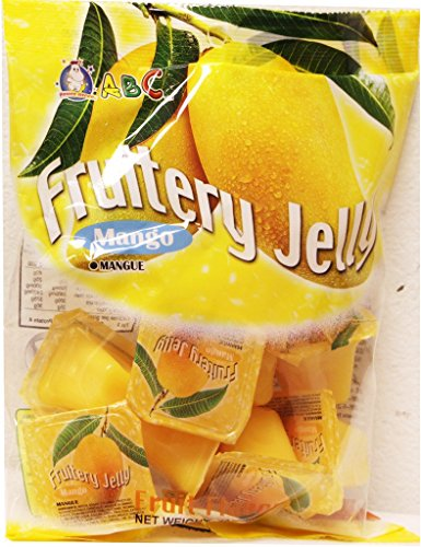 ABC Fruitery Fruit Jelly -Mango Flavors 10oz x 3pack - Mango Jelly