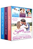 Raise the temperature this spring with a collection of sexy contemporary romances from Serenity Woods, the bestselling author of the Three Wise Men Box Set (USA Today bestseller list November 2016.)Spring Fever (Serenity's Seasonal Box Sets: 1)As Dee...